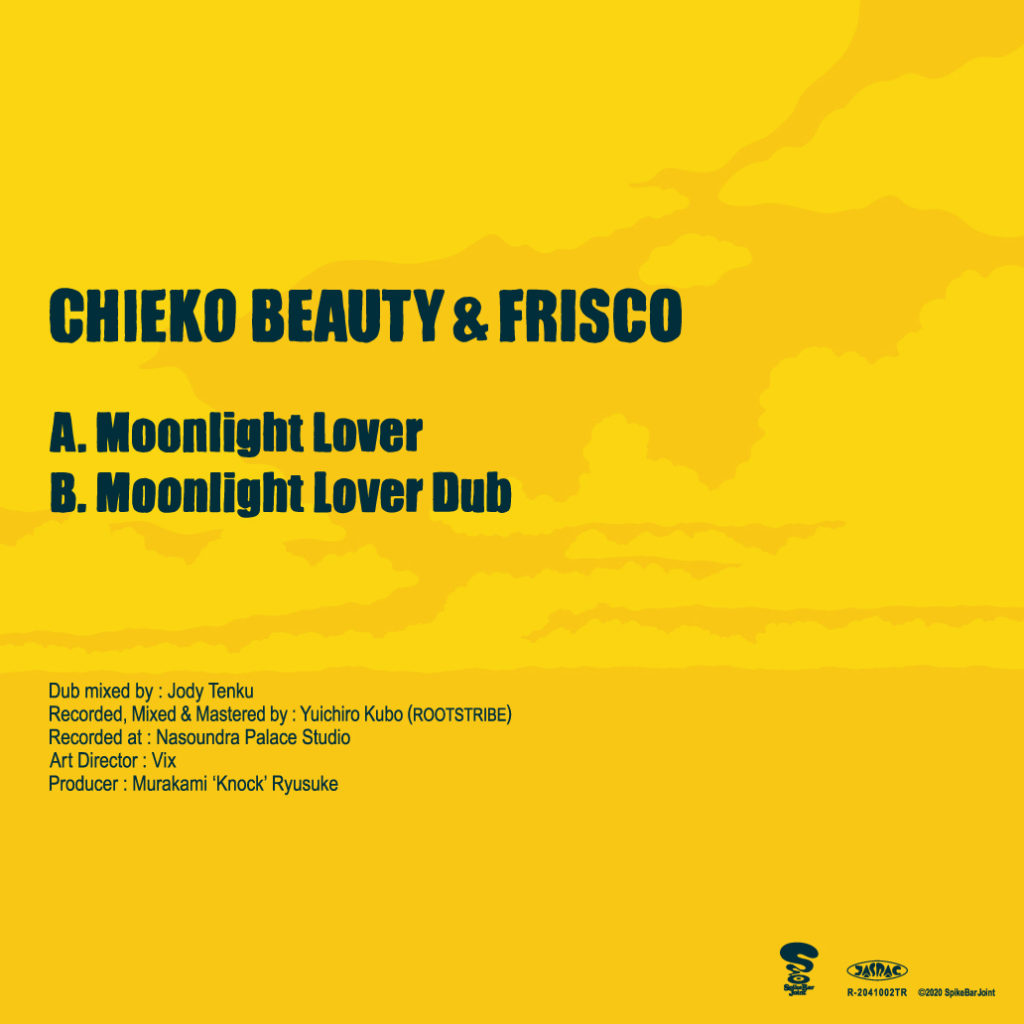 information of 'Moonlight Lover' by Chieko Beauty & Frisco